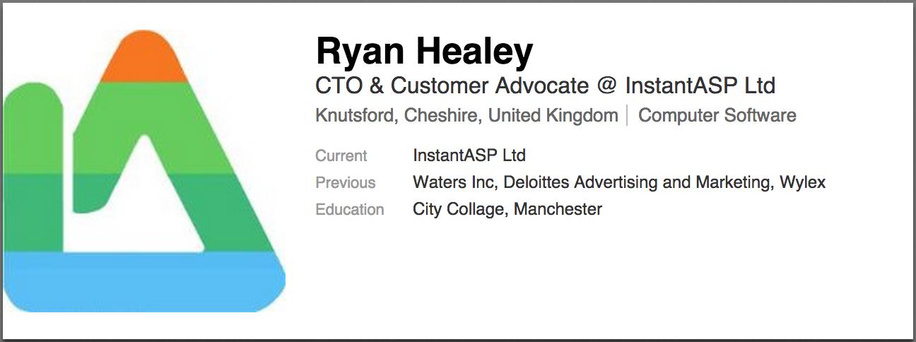 Ryan Healey